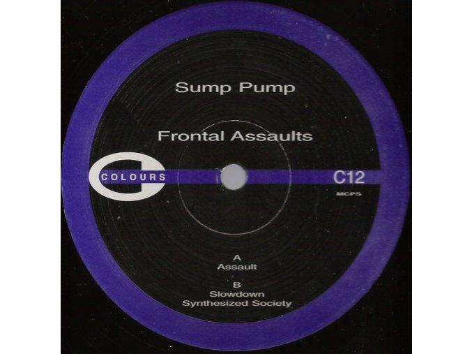 Sump Pump – Frontal Assaults