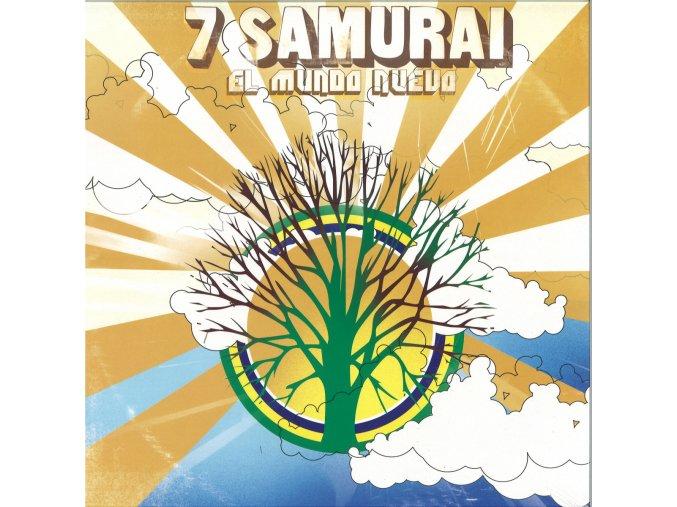 """7 Samurai – El Mundo Nuevo 2x12"""""""