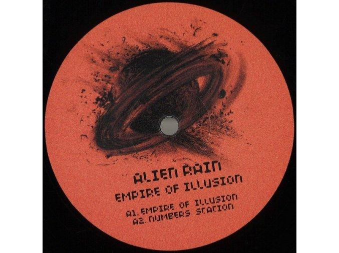 Alien Rain – Empire Of Illusion