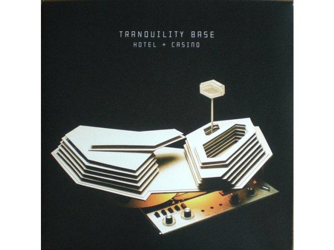 Arctic Monkeys – Tranquility Base Hotel + Casino