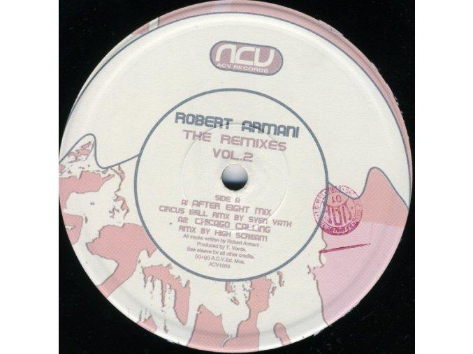 Robert Armani – The Remixes Vol. 2