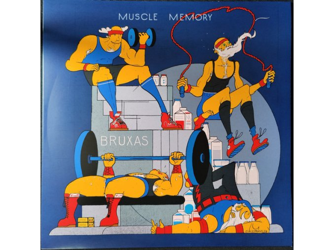 Bruxas – Muscle Memory