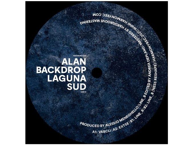 Alan Backdrop – Laguna Sud