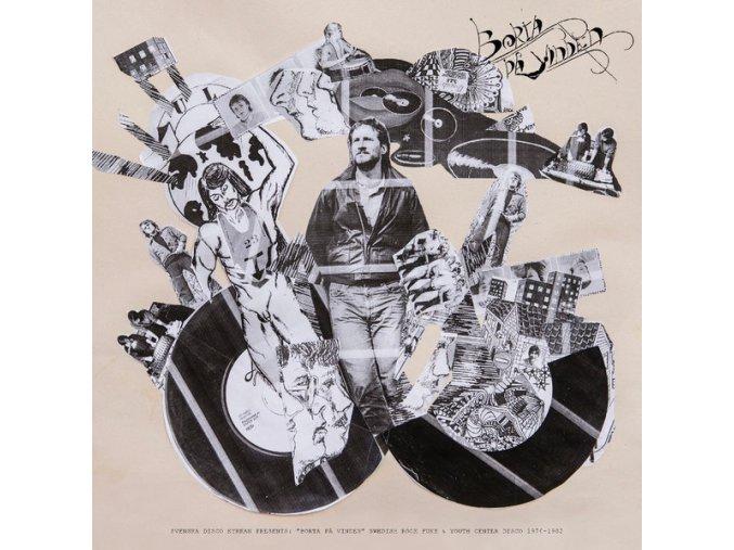Various – Borta På Vinden (Swedish Rock Funk & Youth Center Disco 1976-1982)