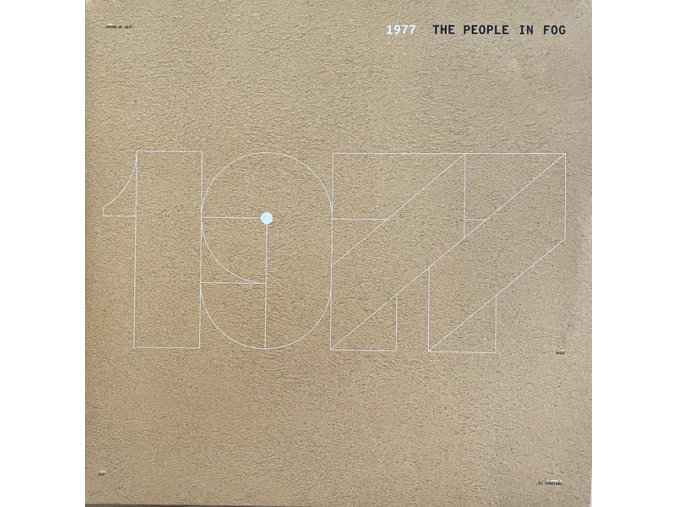 """The People In Fog – 1977 2x12"""" vinyl"""