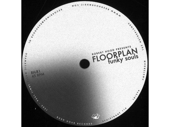 Robert Hood Presents Floorplan – Funky Soul