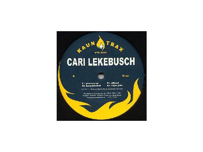 Cari Lekebusch – Powersurge