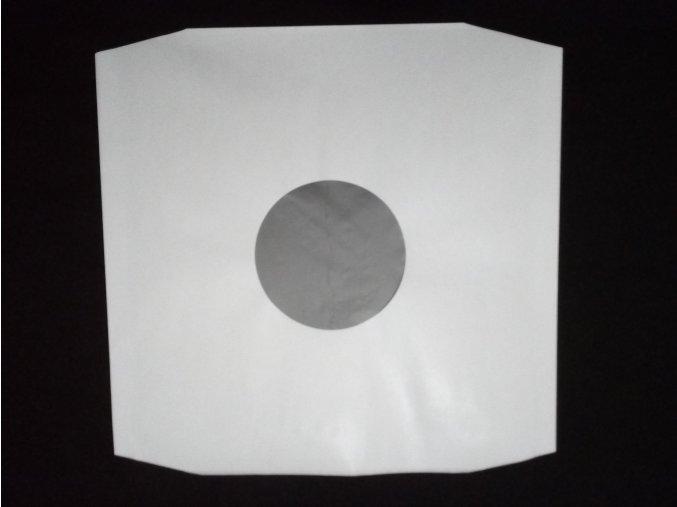 """Vnitřní papírový obal s ochranou folií 12"""""""