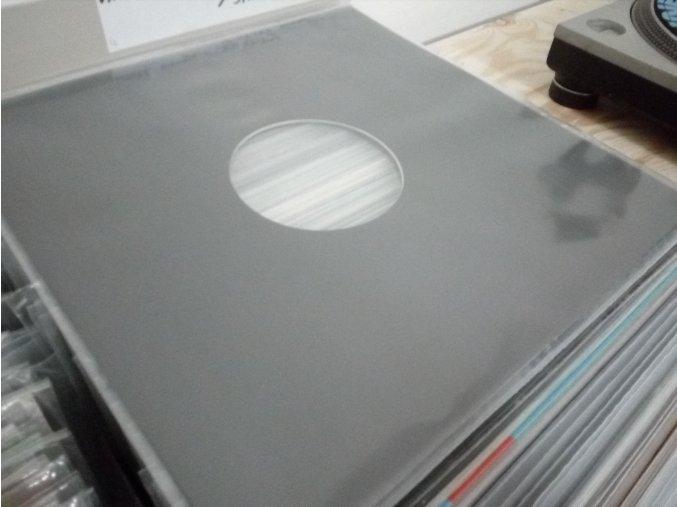 """Vnější polyethylenový obal na vinyl 12"""" 150µm"""