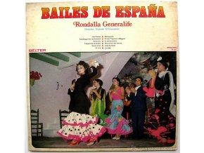 Rondalla Generalife - Bailes De España