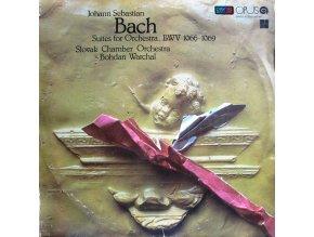 Johann Sebastian Bach - Suites for Orchestra