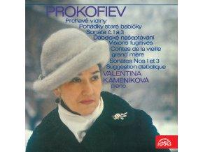 Prokofiev - Valentina Kameníková