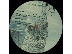 Various ‎– Blue Crystals EP