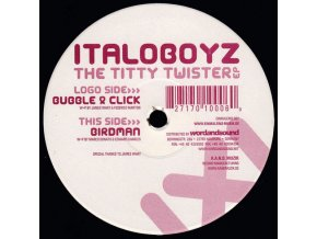 Italoboyz ‎– The Titty Twister EP