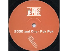 2000 And One ‎– Pak Pak