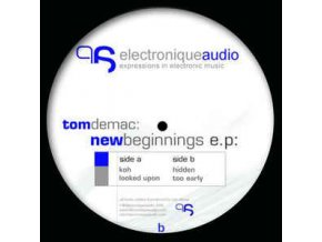 Tom Demac ‎– New Beginnings E.P.