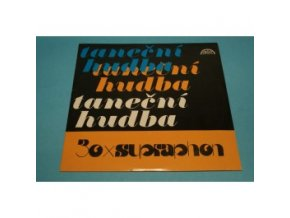 Taneční hudba - 30x Supraphon