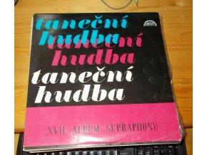 Taneční hudba -XVII. album Supraphonu