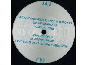 Jakob Seidenstricker, Snad, Boronas - Los Hermanos Ep