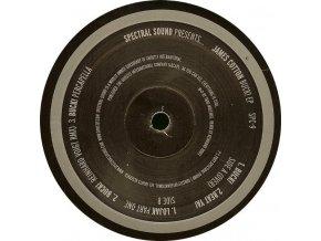 James Cotton – Buck! EP [Spectral Sound]