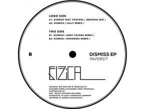 Inversit – Dismiss EP