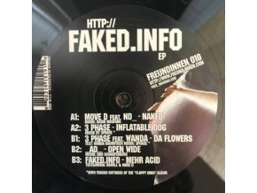 Various – Faked.Info EP