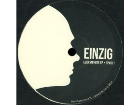 Einzig ‎– Everywhere EP