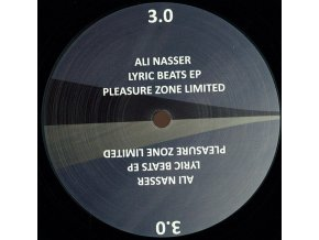 Ali Nasser ‎– Lyric Beats EP