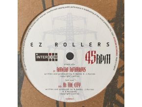 EZ Rollers ‎– Rancho Notorious / In The City