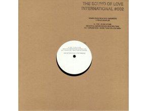 Foe, Harlem Gem – The Sound Of Love International #002 2 Track Sampler