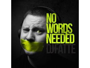 Dj Fatte – No Words Needed vinyl