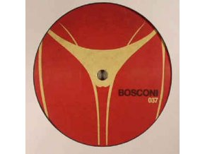 Bosconi Soundsystem ‎– Back To Front