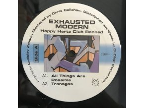 Exhausted Modern – Happy Hertz Club Banned