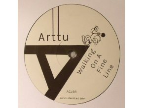 Arttu ‎– Walking On A Fine Line