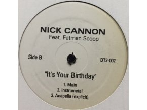 Nick Cannon ‎– It's Your Birthday