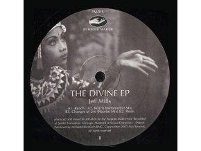 Jeff Mills – The Divine EP
