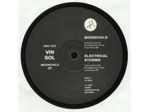 Vin Sol ‎– Moonchild EP