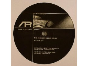 The Anxious vs. Bas Mooy ‎– Alliance V