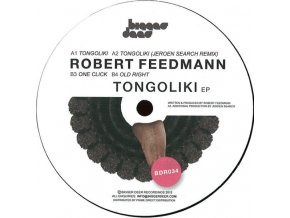 Robert Feedmann ‎– Tongoliki EP