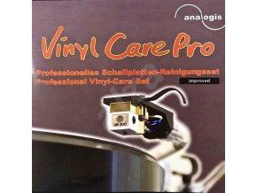 Čístící sada Vinyl Care Pro