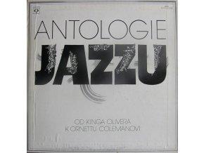 Various – Antologie Jazzu