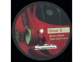 Omar S - Blown Valvetrane
