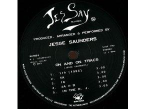 Jesse Saunders - On & On