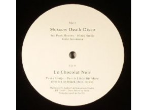 Moscow Death Disco / Le Chocolat Noir ‎– Untitled EP