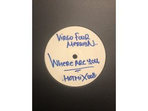 Virgo Four Merwyn ‎– Where Are You EP