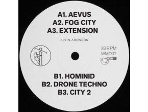 Alvin Aronson – City EP