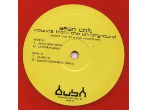 Sean Colt ‎– Sounds From The Underground Vol. 2