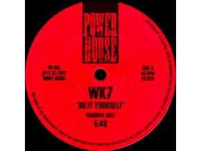 WK7 / Head High – Do It Yourself (Original Mix) / Rave (Dirt Mix)