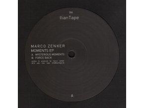 Marco Zenker – Moments EP