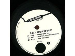 N.O.X. – No Music, No Life EP